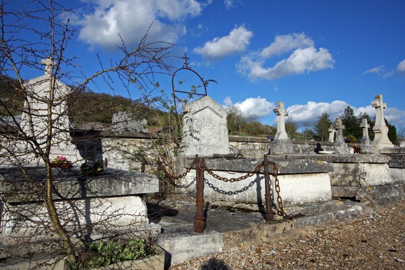Graveyard - Cimetière