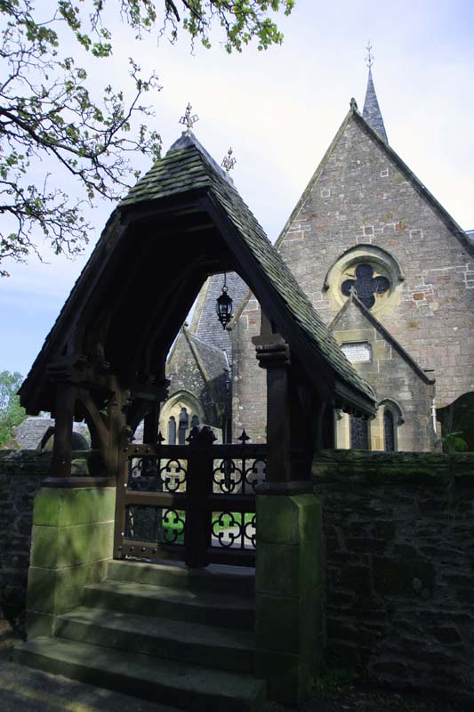 Luss Parish Church.