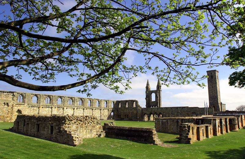 St. Andrews Cathedral, St. Andrews.