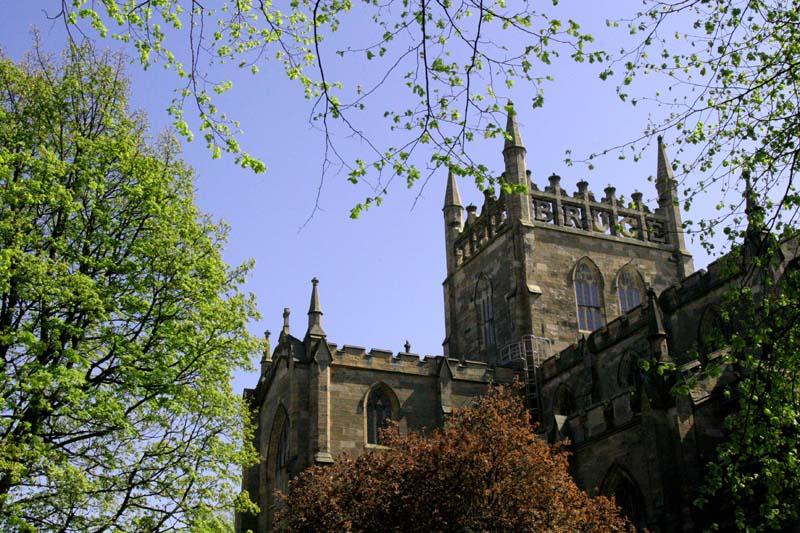 Dunfermline Abbey, Dunfermline.