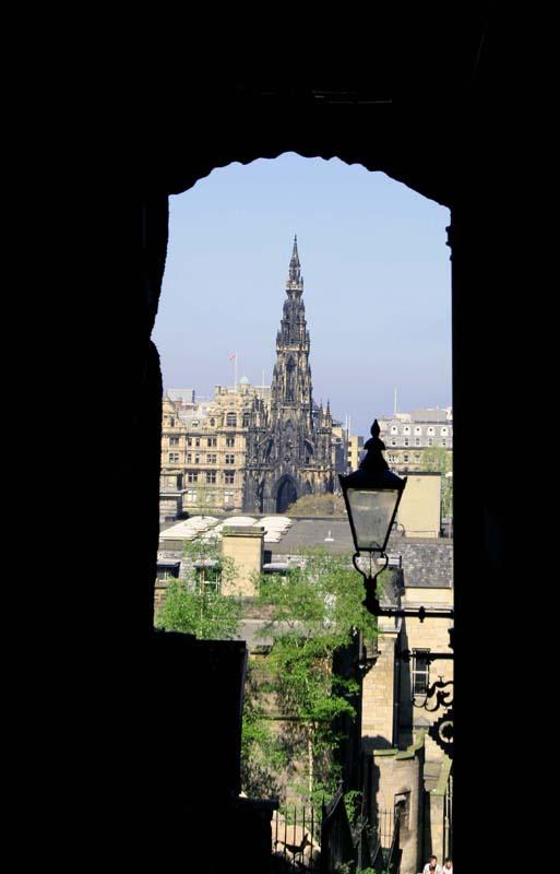 Archway, Edinburgh.