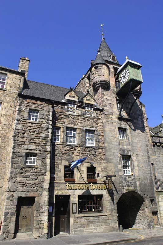 Tollbooth Tavern, Edinburgh.