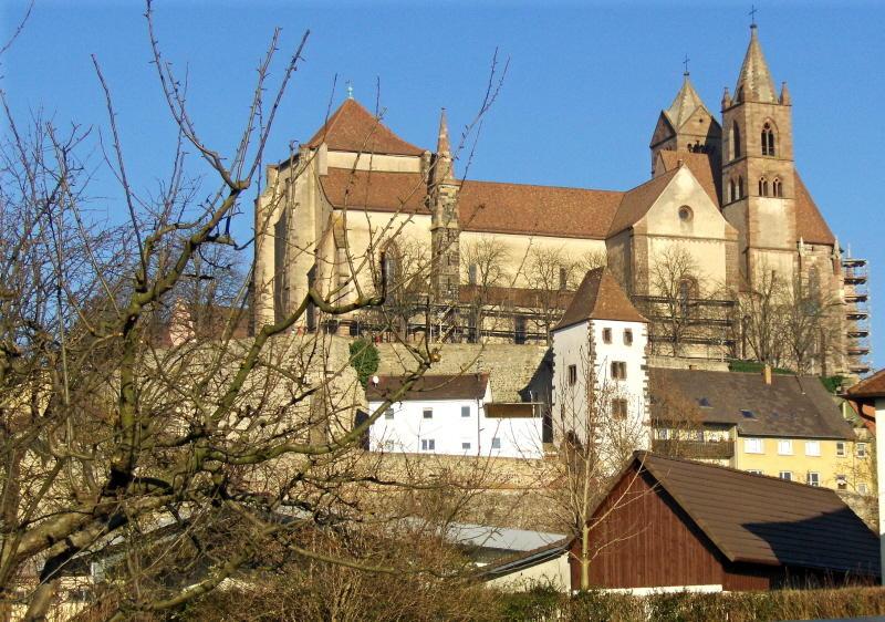 Breisach St Stephans Cathedral