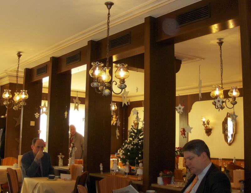 Breisach cafe