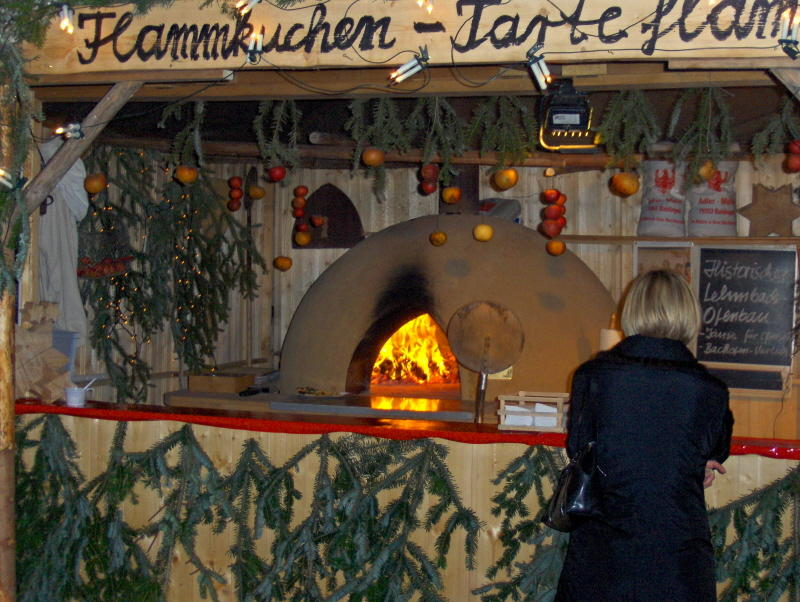 Traditional fare at Breisach Advent Market