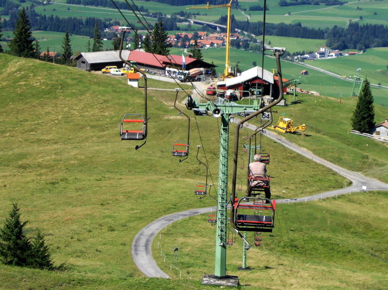 Nesselwang chairlift 1