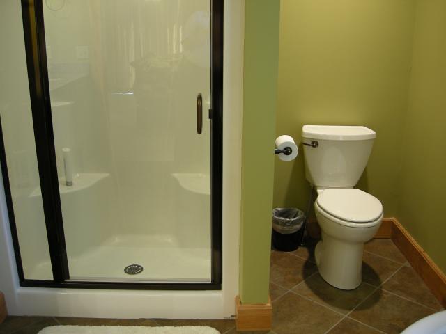 Master bedrooms private bathroom