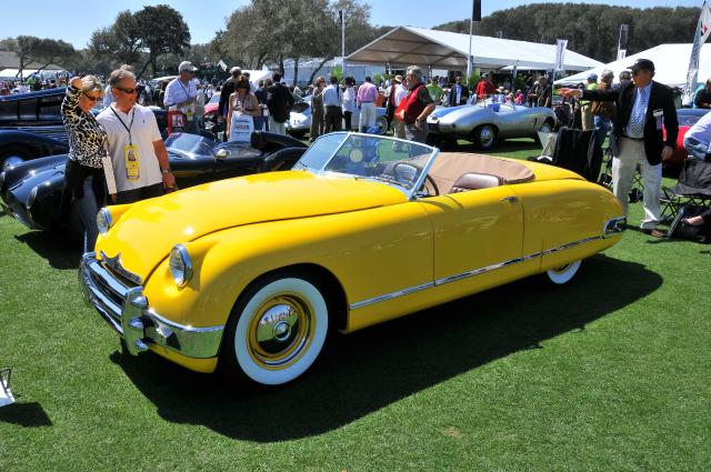 1949 Kurtis Sports Car, Arlen & Carol Kurtis, Bakersfield, CA, Best in Class, Kurtis Street Cars (7412)