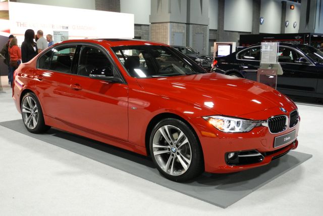 BMW I Door Sedan Series Sedans Allnew For - Bmw 4 door sedan