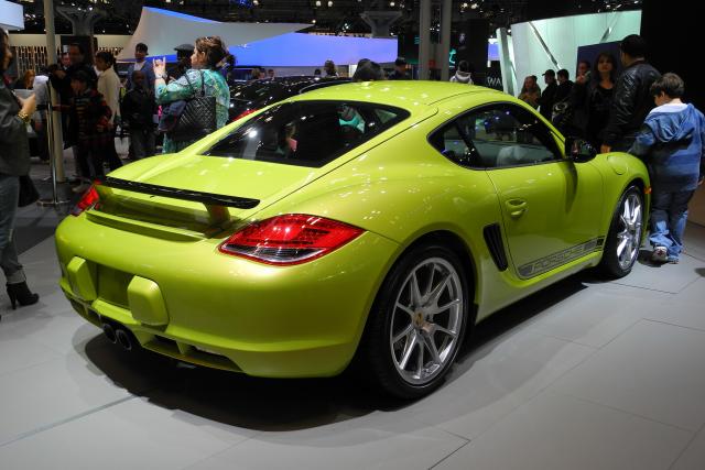 2012 Porsche Cayman R (1812)