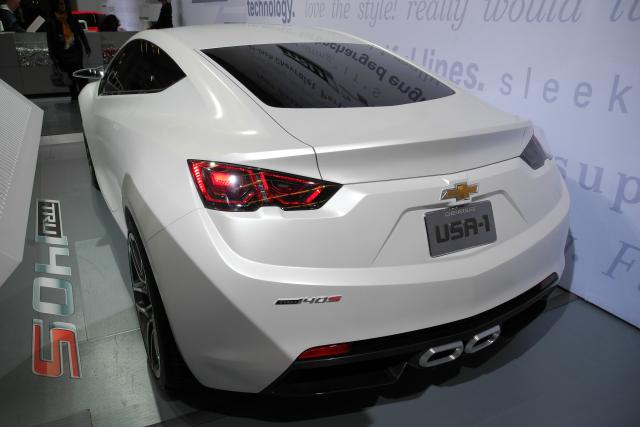 Chevrolet Tru 40 S Concept (2202)