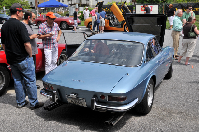 1969 Ferrari 365 GTC (3193)