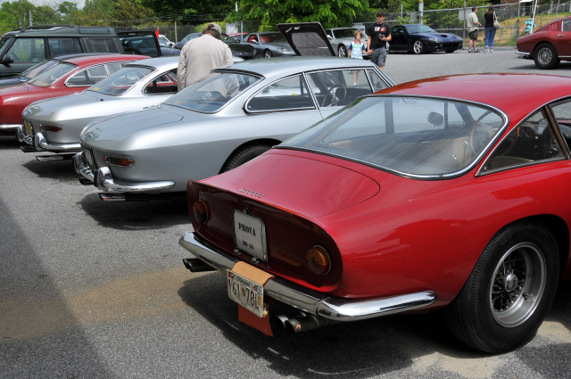 Ferraris from the 1960s (3196)