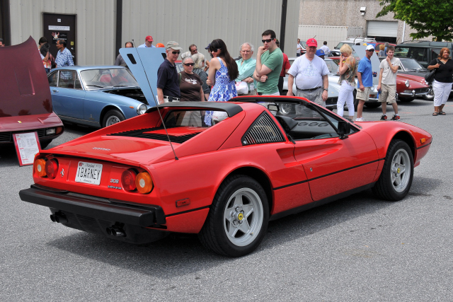 1980s Ferrari 308 GTS Quattrovalvole (QV) (3217)