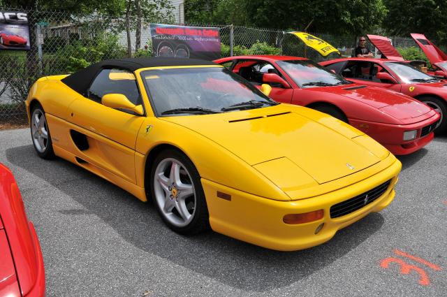 1990s Ferrari F355 Spider (3224)