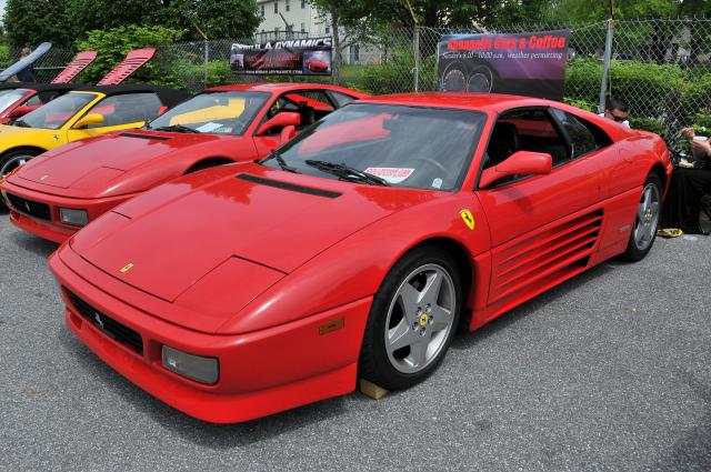 1992 Ferrari 348 TS (3234)
