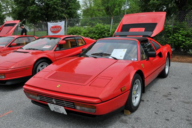 1988 Ferrari 328 GTS (3270)