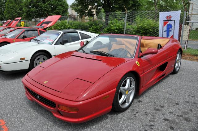 1990s Ferrari F355 Spider (3279)