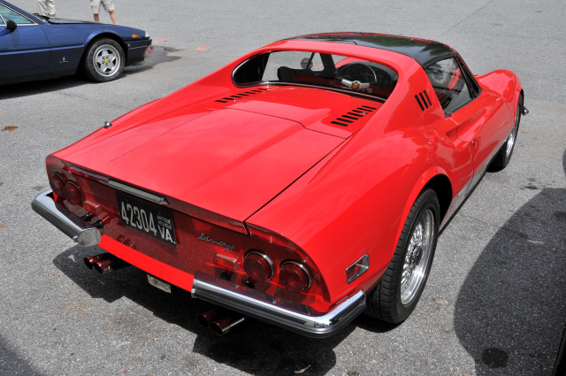 1970s Ferrari Dino 246 GTS (3362)