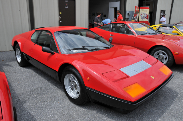 1970s Ferrari 512 BB (Boxer Berlinetta) (3379)