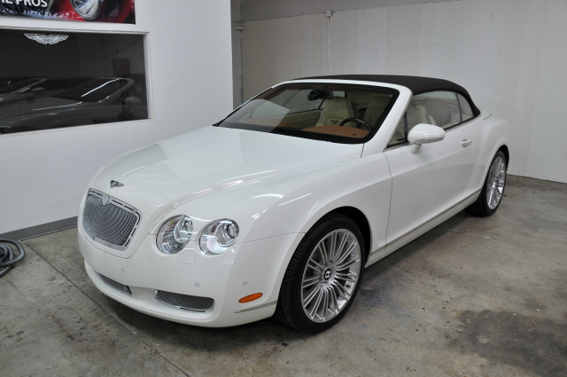Bentley Continental GTC (3405)