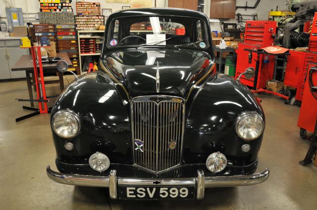 1953 Lanchester LJ 200 (3458)