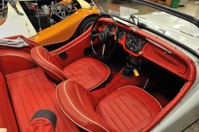 Triumph TR3 (3492)