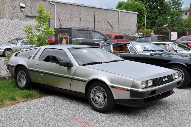 1981 DeLorean (3570)