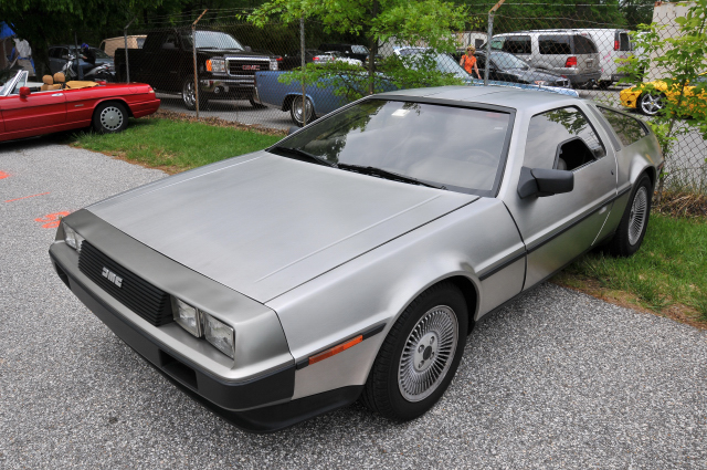 1981 DeLorean (3566)