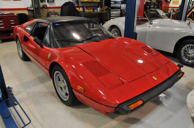 1970s Ferrari 308 GTS (3614)