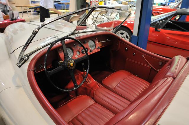 1950s Jaguar XK 140 (OTS) Open Two-Seater (3623)