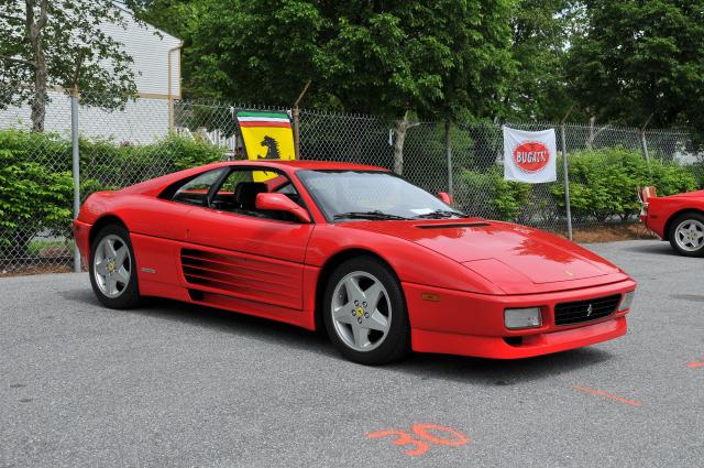 1992 Ferrari 348 TB (3688)