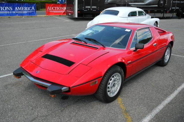 1974 Maserati Merak (2523)