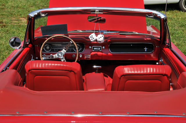 1965 Ford Mustang (5283)