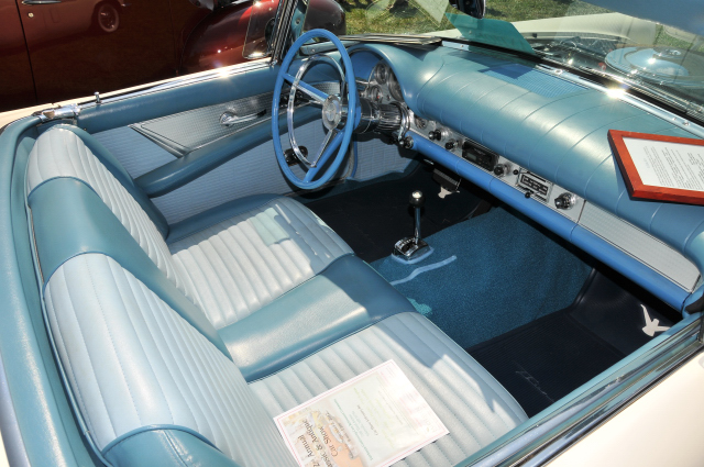 1957 Ford Thunderbird (5339)