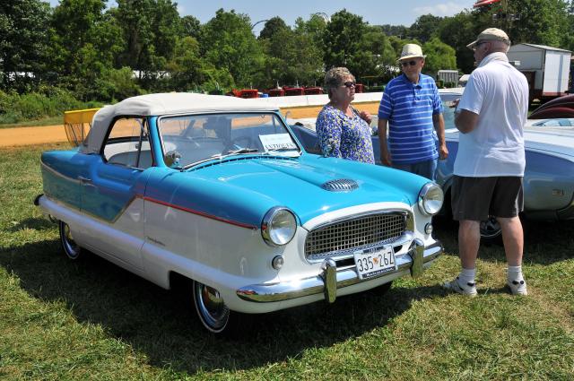 1961 Nash Metropolitan (5349)