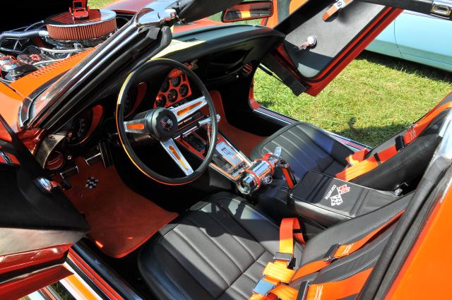 1969 Chevrolet Corvette custom (5367)