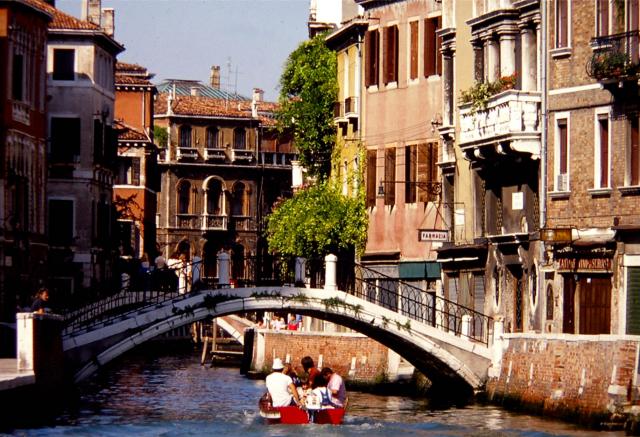 Venice, 1982.