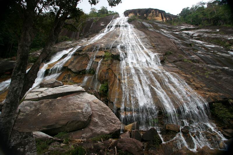 Gunung Stong Waterfall, Kelantan