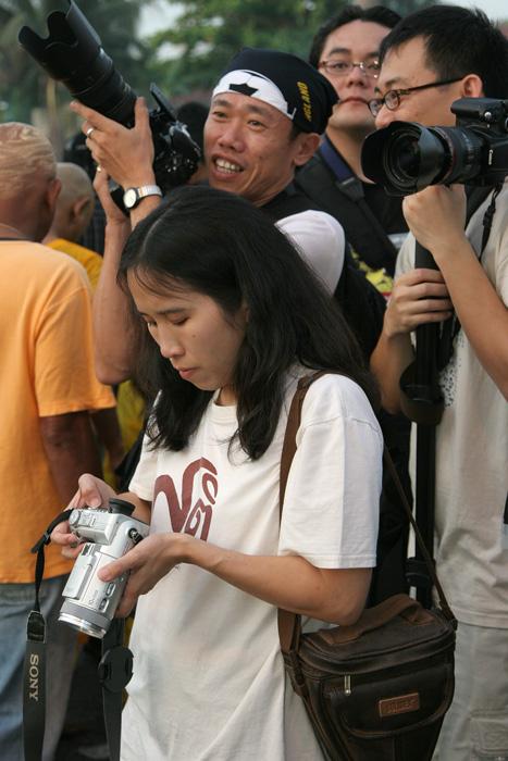 Flowsnow (Tricia) at Thaipusam festival.jpg