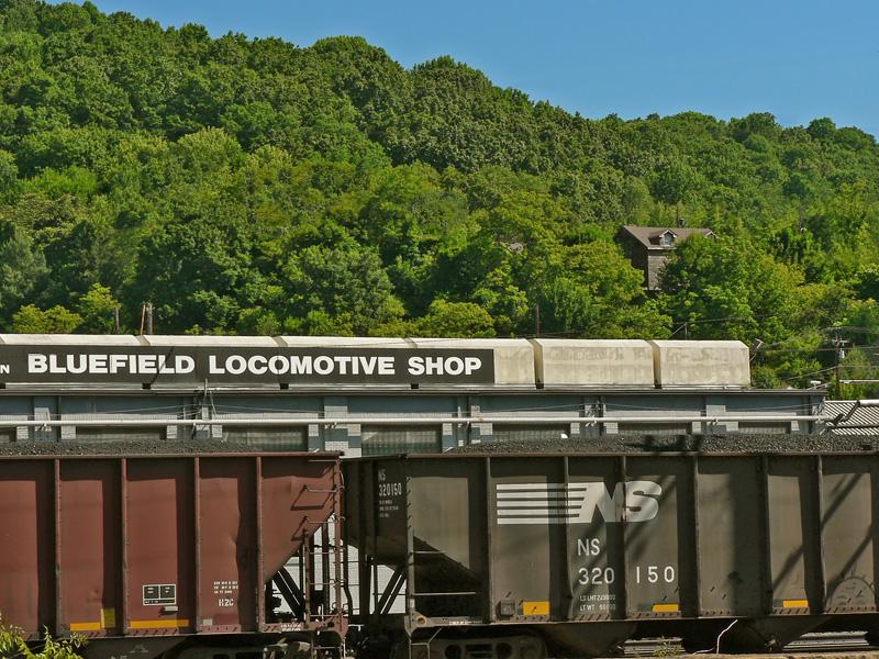 Bluefield Trainyard