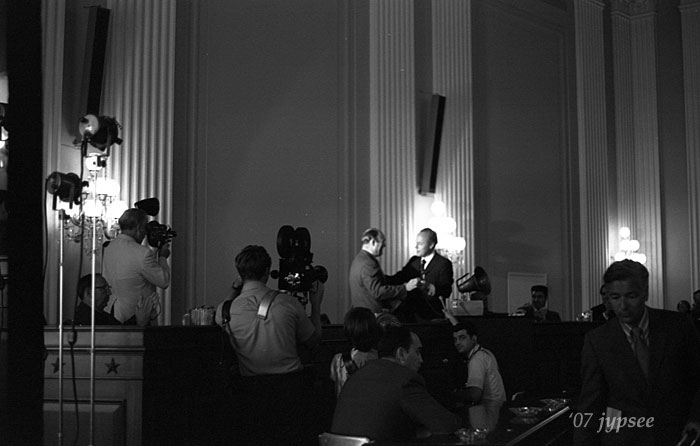 photogs in the hearing room