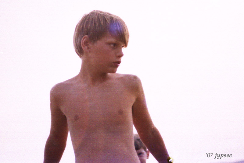 beach boy number one