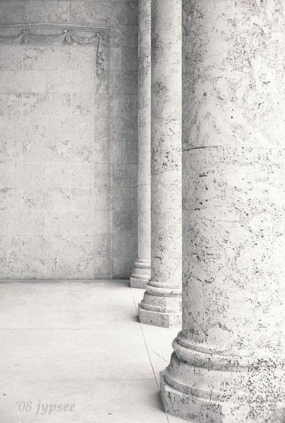 art center pillars number two