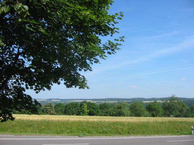 View towards Lendsiedel