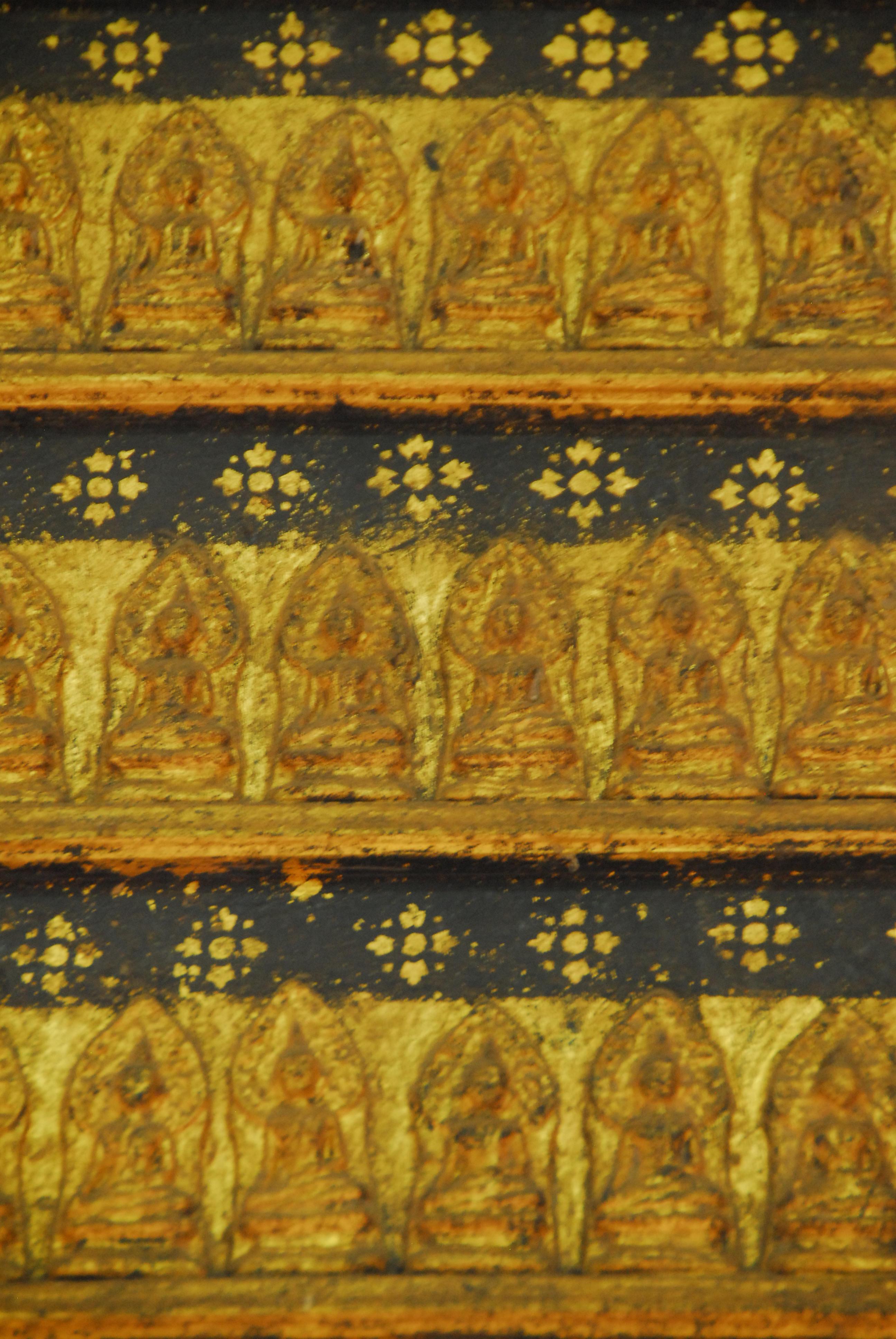 Eighteen Buddhas