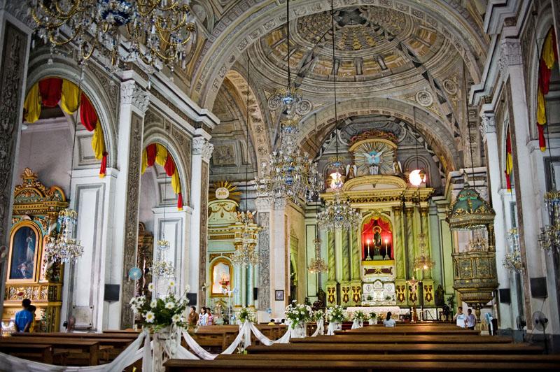 437 yr old - San Agustin Church
