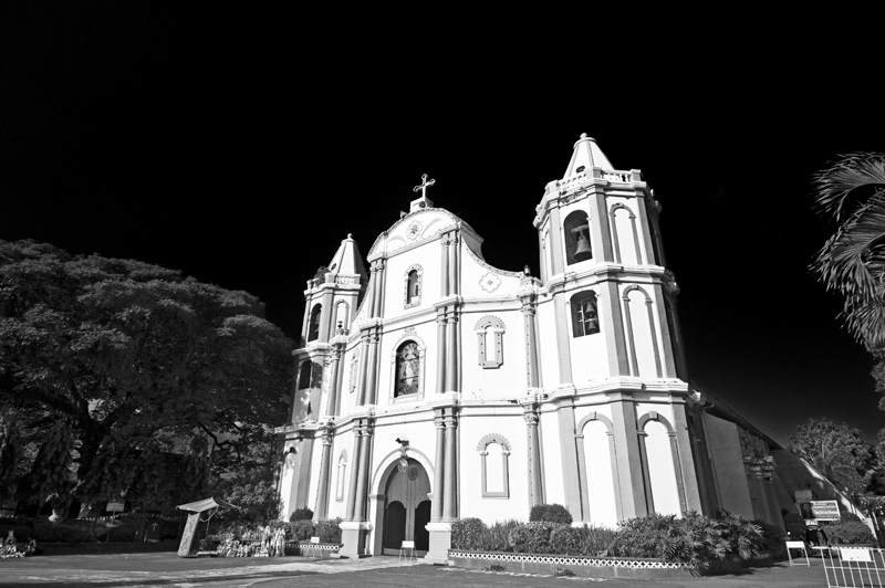 Our Lady of Namacpacan Church, Luna