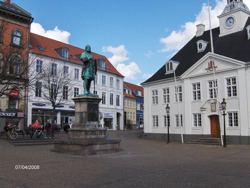 Rådhuset i Randers & Niels Ebbesen