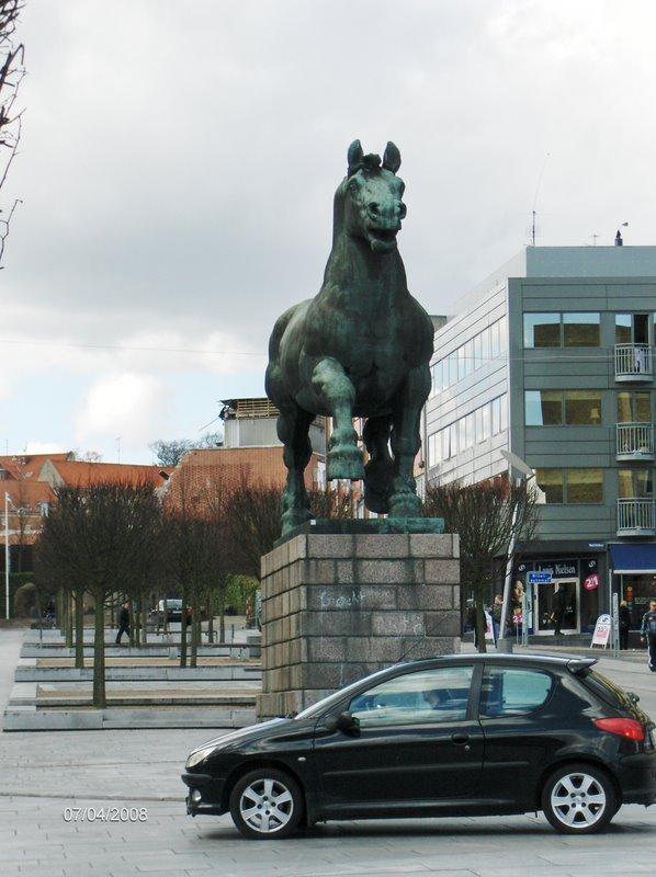 Jutlandic  Stallion  ( Randers )